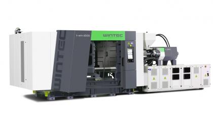 Nyní také k dispozici v Evropě: hydraulické stroje t-win se vyznačují vysokou produktivitou, nízkou spotřebou energie a kompaktní konstrukcí.