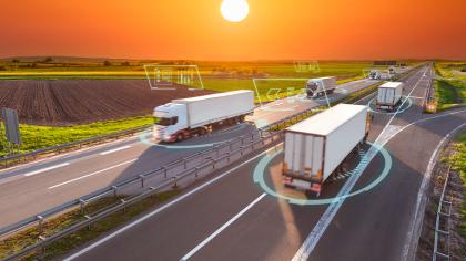 Integrovaná řešení v kamionech /Ilustrační foto/