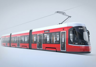Tramvaj pojme až 233 cestujících, z toho 64 sedících a dosahuje maximální rychlosti 70 km/h.