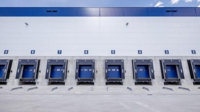 Panattoni staví na konci dálnice D11 logistické centrum pro Královéhradecký a Pardubický kraj /Ilustrační obrázek/