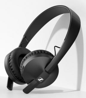 Sluchátka Sennheiser HD 250BT jsou dostupná za cenu 1 830 Kč.