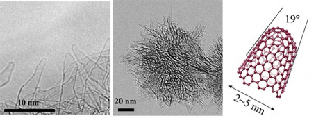 Single-walled carbon nanohorn