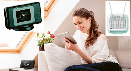 5G Wi-Fi 6 mobilní hotspot a Wi-Fi router 5G AC2600 společnosti D-Link nabízejí bleskové připojení sítí 5G pro domovy, na cesty nebo do kanceláří