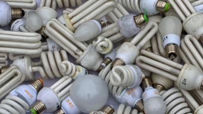V Evropě se zrecyklovaly dvě miliardy úsporných žárovek