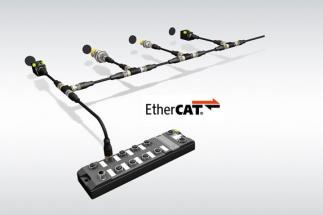 Modul TBEC společnosti Turck je rychlé a robustní rozhraní RFID IP67 EtherCAT pro decentralizovanou automatizaci