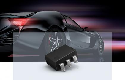 Polovodičová relé PhotoMos pro automobilový průmysl