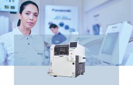 Modulární osazovací systémy Panasonic