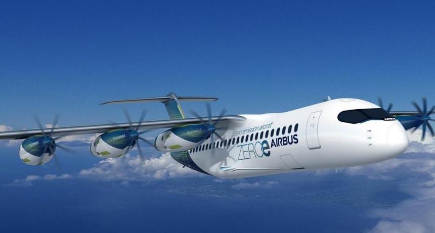 Koncepční letadlo Airbus ZEROe umožňuje zkoumat celou řadu konfigurací a vodíkových technologií, které budou formovat vývoj letadla s nulovými emisemi