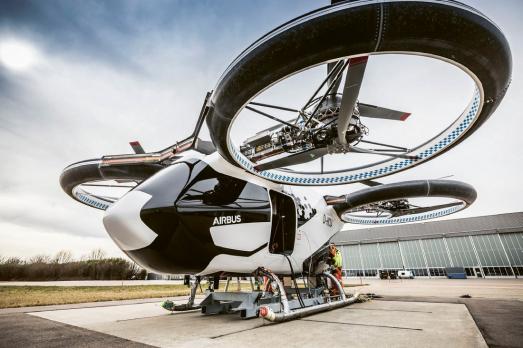 CityAirbus byl představen 11. března 2019 v Ingolstadtu členům německé vlády a veřejnosti