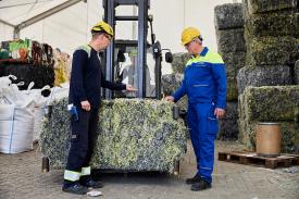 Přísady BASF zlepšují recyklovatelnost plastů © BASF