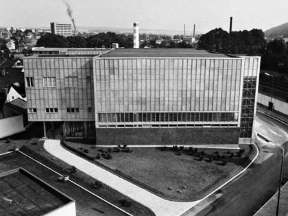 Ověřovací bezvřetenová prádelna, Ústí nad Orlicí (archiv VÚB, a. s., nedatováno)