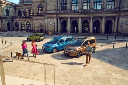 Zákazníci velmi pozitivně přijali novou generaci modelu Caddy