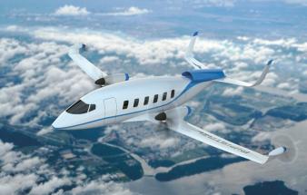 Letoun s názvem Miniliner je vyvíjen s podporou Evropské unie