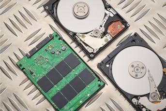 Klasické pevné disky jsou na ústupu