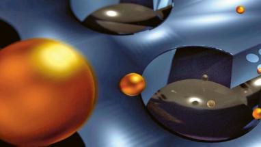 Grafenové balony detekují vzácné plyny