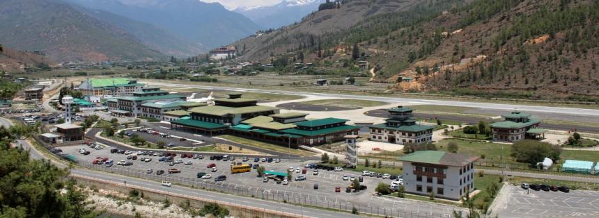 Mezinárodní letiště Paro