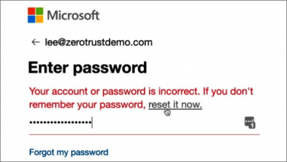 Cisco představilo způsob, jak se vyhnout používání hesel /Ilustrační obrázek/