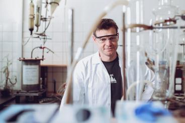 Profesor Marek Koutný