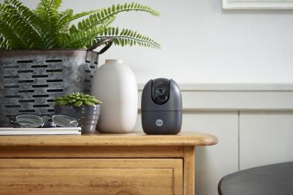 Nová interiérová Wi-Fi kamera Pan & Tilt