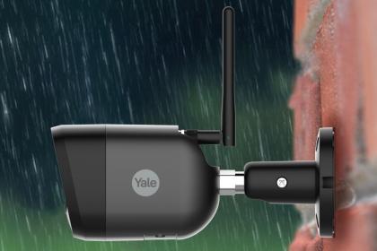 Vchodová venkovní Wi-Fi kamera Pro