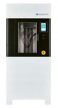 3D tiskárna Kumovis R1 (zepředu)
