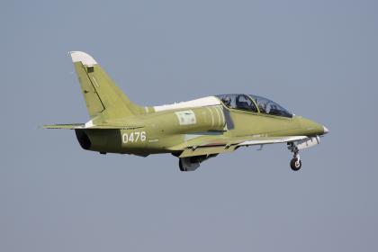 Druhý letový prototyp L-39NG, MSN 7004
