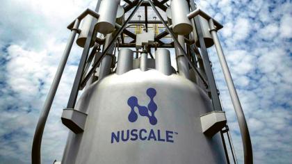 Testovací zařízení společnosti NuScale