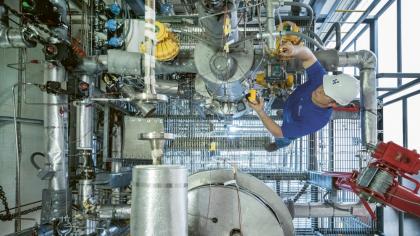 První reaktory NuScale by měly stát v Idahu v areálu tamní federální laboratoře INL