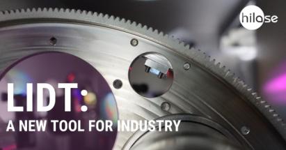 LIDT: nový nástroj pro průmysl /Zdroj: Hilase/