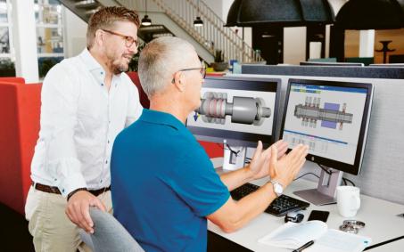 Intuitivní a podrobné posouzení výkonnosti uložení ložisek SKF