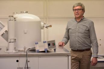 Prof. Ing. Tomáš Wágner, DrSc. /Foto: A. Zeiner/