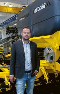 Ing. Jan Bednář, Ph.D., obchodní ředitel společnosti Bednar