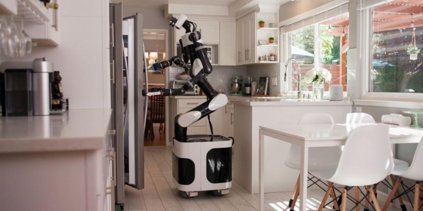 Domácí robot od Toyoty
