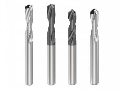 ystém HiPACS využívá standardní celokarbidové vrtáky s PKD hrotem nebo s diamantovým povlakem