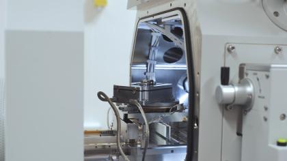 LiteScope v elektronovém mikroskopu /Foto NenoVision/