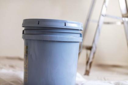 Pětigalonové kbelíky mají v Severní Americe univerzální použití. (Obrázek: iStock)