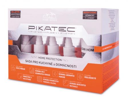 Nanokosmetika Pikatec slouží k ochraně povrchů v interiérech