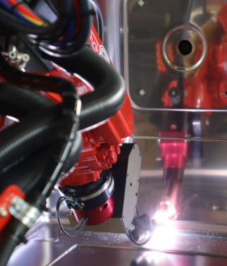 Jako integrátor svařovacích robotů chce společnost Valk Welding vyniknout v oblasti robotizace se zaměřením na svařovací techniku.