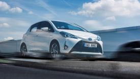 Toyota Yaris /Foto:Dan Vojtěch/