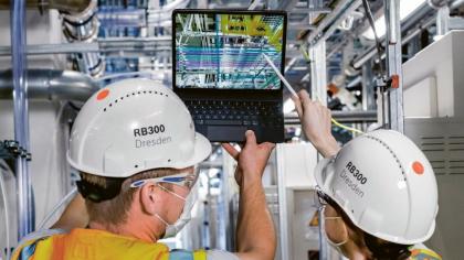 Digitální dvojčata budovy pomáhají zaměstnancům rychle zprovoznit či přeměnit jakoukoliv část připojené továrny