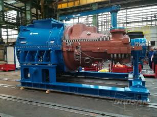 Parní turbína z dílny Doosan Škoda Power bude srdcem první spalovny odpadů v Austrálii