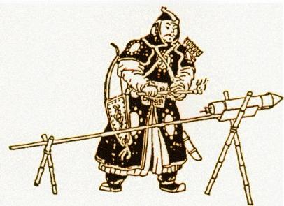 """""""Prababička"""" raket létala už ve staré Číně zhruba v 10. století"""