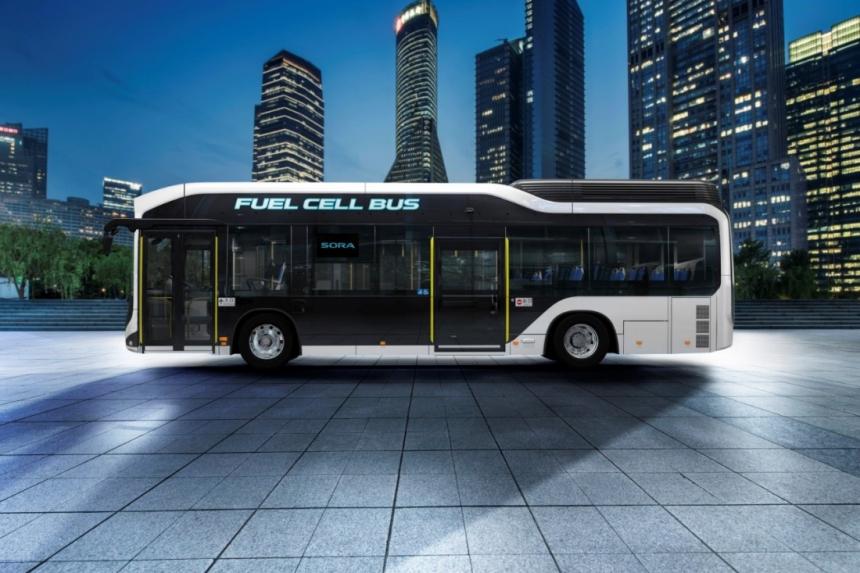Sora autobus