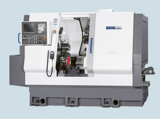 CNC automatický soustruh BNE-51/65 MYY /MSB
