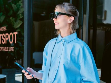 Inteligentní OLED brýle TCL MXT Wear
