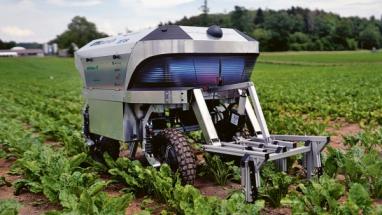 Rowesys, tedy Robotic Weeding System — robot na ničení plevele