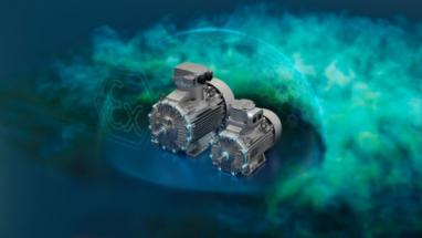 Motory Simotics XP o výkonu 0,25 až 460 kW nově pro třídy výbušnosti IIB a IIC