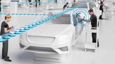 5G od Ericssonu spouští čtvrtou průmyslovou revoluci v sektoru automotive
