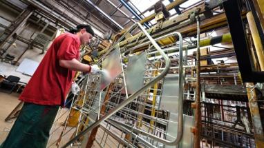 OSTROJ investuje do nové galvanické linky