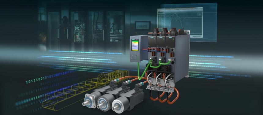 Motory Simotics S-1FS2 v nerezovém provedení nabízejí specifické funkce pro využití ve farmaceutickém a potravinářském průmyslu